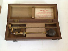 Boxed Vintage C.A. Smith's Circular / Rotary Paper Cutter or Trimmer