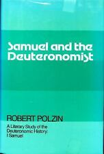 Samuel and the Deuteronomist: 1 Samuel (A Literary Study of the Deuter-ExLibrary
