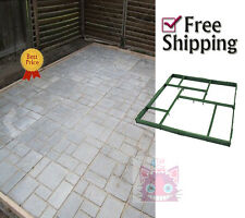 Concrete Mould Pathmate Stone Mold Paving Pavement Stepping Stone Paver Walk Way
