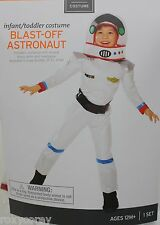 Halloween Infant Toddler Blast Off Astronaut Costume Size 12-24 months NWT