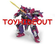 HASBRO TRANSFORMERS GENERATIONS VOYAGER CLASS SOVEREIGN & ALPHA TRION NEW LOOSE