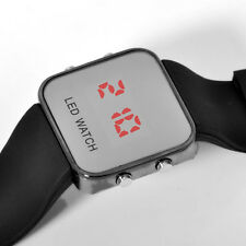 SILVER COOL SMOOTH WATCH  NEW VERSION  jet black