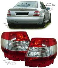 REAR TAIL LIGHT RED-WHITE FOR AUDI A4 B5 94-00 LIMOUSINE LAMPS FANALE POSTERIORE