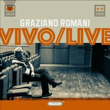 GRAZIANO ROMANI Vivo/Live 2CD  rock