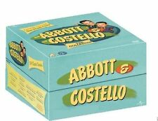 "ABBOTT & COSTELLO COMPLETE COLLECTION 13 DISC DVD BOX SET R4 ""NEW&SEALED"""