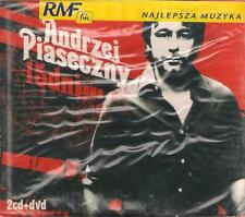 ANDRZEJ PIASECZNY 15 DNI LIMITED 2CD+DVD PIASEK MAFIA NEW & SEALED TOP RARE OOP