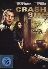 CRASH SITE - LOST IN THE WILDERNESS  (Blu-Ray) Neu !