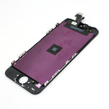Black LCD Display+Touch Screen Digitizer Assembly Replacement For Apple iPhone 5