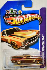 HOT WHEELS 2013 SUPER TREASURE HUNT '71 EL CAMINO REAL RIDERS