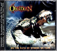 OBSIDIAN on the path of others we feed CD SEALED Cradle Of Filth death metal