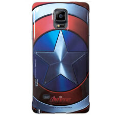 Coque Marvel The Avengers Captain America pour Samsung Galaxy Note 4