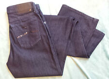 very sexy ARMANI Ladies Bootcut Skinny Jeans Size: W 28 L 34 VERY GOOD Condition