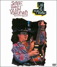 STEVIE RAY VAUGHAN Live At The El Mocambo DVD BRAND NEW PAL