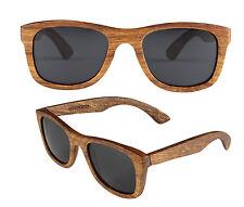 Holz Sonnenbrille Birnbaum Der Rahmen der Brille besteht aus Birnbaumholz unisex