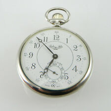 Orologio da tasca in argento 925 a carica manuale Silver pocket watch