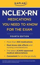 Kaplan NCLEX-RN Medications You Need to Know for the Exam-ExLibrary