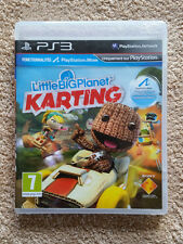 LITTLE BIG PLANET KARTING version promo only PS3 / Fr / envoi gratuit
