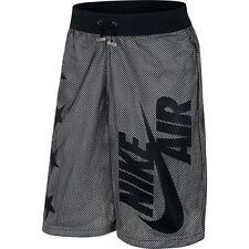 Nike Air Pivot V3 Mesh Black White Shorts Sz Large 778060-011