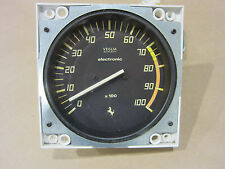 Ferrari Mondial 3.2 QV(1987) Tachometer/Rev Counter. Part# 126022