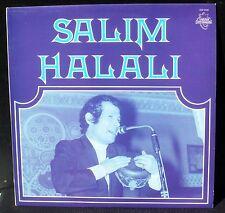Salim Halali  LP & CV NM