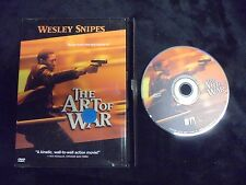 "USED DVD Movie  ""The Art Of War""     (G)"