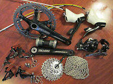SRAM RIVAL 10 SPEED 172.5 46/38 CYCLOCROSS CX  CANTILEVER BRAKE GROUP BUILD KIT