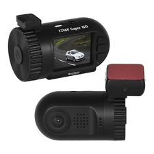 Mini 0805P HD 1296P Car Vehicle Dashcam Video Register GPS Logger Camera DVR A0S