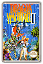 DRAGON WARRIOR 2 NINTENDO NES FRIDGE MAGNET IMAN NEVERA