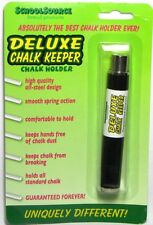 Teachers Deluxe Chalk Holder for Blackboard - Metal - NEW