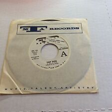 45 BILL GOODWIN TOP DOG~COUNTRY LOVE IN MTA Records 144 PROMO NM