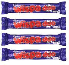 Cadbury Wispa Duo 4 x 51G Textured Milk Chocolate Bars