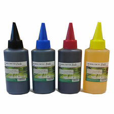 4 100ml INK & REFILL KITS FOR HP301 HP301XL HP 301 XL HP 363 HP364 CARTRIDGES