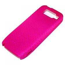 Net-Case Cover Nokia E52 Pink Schutz Hülle Schale Tasche Gehäuse Handycase Etui