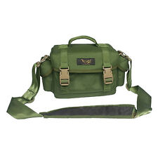 FLYYE SPE CAMERA SHOULDER BAG CAMCORDER PADDED CASE CARRY PACK CORDURA OLIVE OD