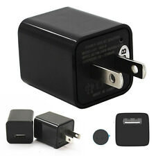 8GB 1080P USB Wall Charger AC Adapter Spy Hidden Camera Video Recorder US Plug