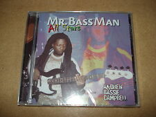 Andrew Bassie Campbell - Mr. Bass Man All Stars / CD / 2004 / OVP Sealed  Reggae
