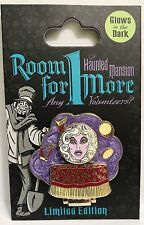 Disney WDW Haunted Mansion Room For One More Event Madame Leota Hinged LE Pin