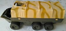 **L@@K** Vintage 1983 GiJoe APC Amphibious Personnel Carrier Vehicle