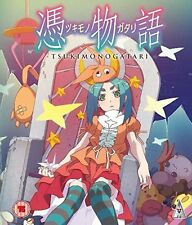 Tsukimonogatari BLU RAY Set New & Sealed ANIME Manga Region B Monogatari Series