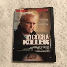 To Catch a Killer DVD Out of Print RARE Brian Dennehy DVD OOP