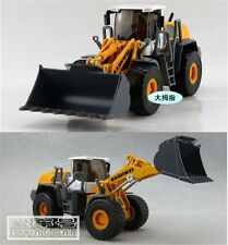 New Telescopic Engineering Loader 1:50 Tractor Shovel Car Toy Model Gift