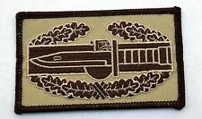 US ARMY COMABT ACTION BADGE PATCH MILITARY USA M9 BAYONET M67 GRENADE