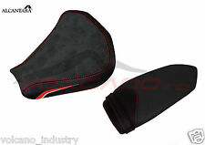 MV AGUSTA F4 2010 2016 GENUINE ALCANTARA SITZBEZUG HOUSSE DE SELLE HI GRIP