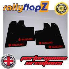 Parafanghi SUZUKI SWIFT Sport 3rd Originale ZC32S (2012 Nera Logo Rosso 3mm PVC