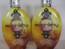 LOT OF 2 DESIGNER SKIN EPIPHANY TANNING LOTION
