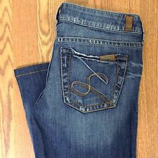Silver Jeans 29 Women's Tuesday Flare Size 30X28