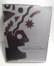 NEW Sealed 2001 Electronic Game of Scattergories Platinum Edition Hasbro Family
