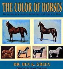 The Color of Horses: A Scientific and Authoritative Identification of the Color