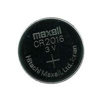 10 pcs MAXELL CR2016 CR 2016 3v Lithium Battery
