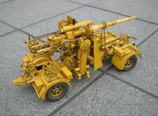 German 88 mm anti-aircraft gun Paper Model Kit